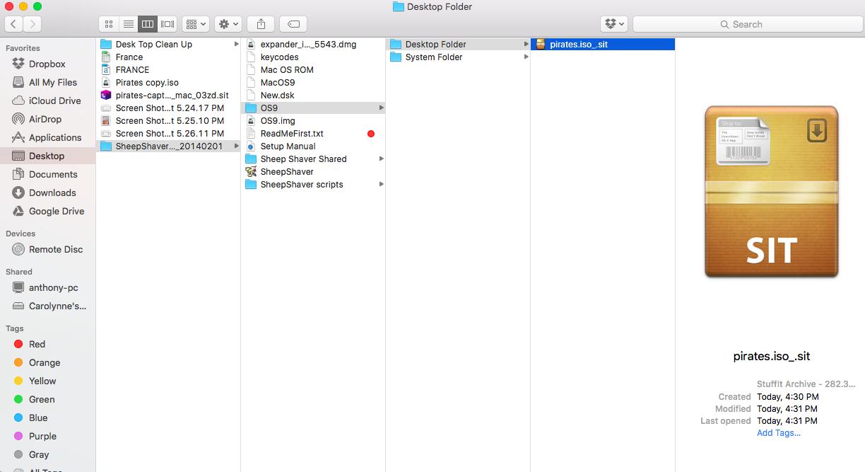 OS X - Installing Old Game | MacRumors Forums