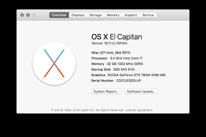 2011 iMac Graphics Card Upgrade | Page 19 | MacRumors Forums