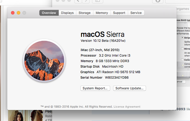 macOS 10 12 Sierra: All The Little Things! | Page 2 | MacRumors Forums