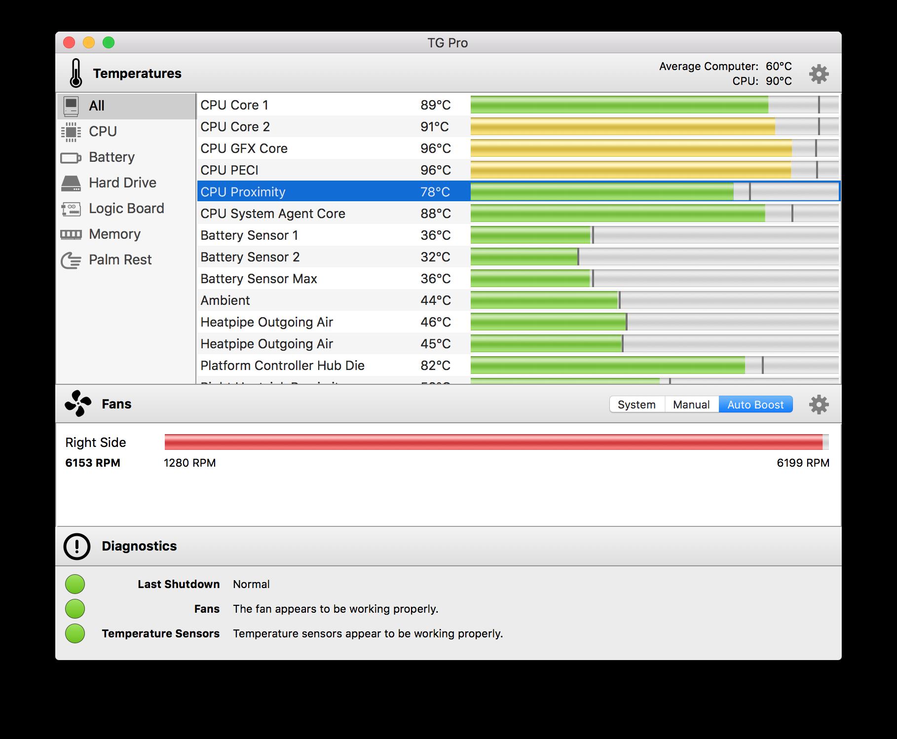 What is your MacBook Pro / Retina 13