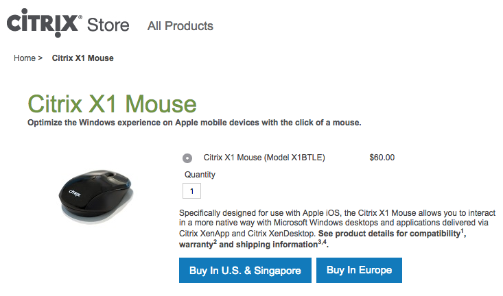 List of bluetooth mice that can connect to iOS? | MacRumors Forums
