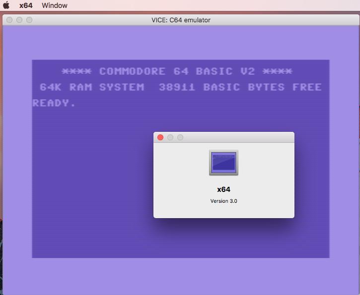 Vice C64 Emulator How Get It To Work Macrumors Forums