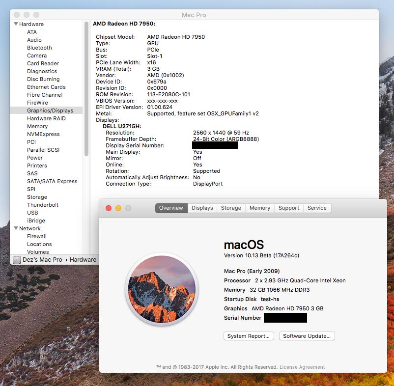 Mac Pro 5 1 Firmware Update High Sierra
