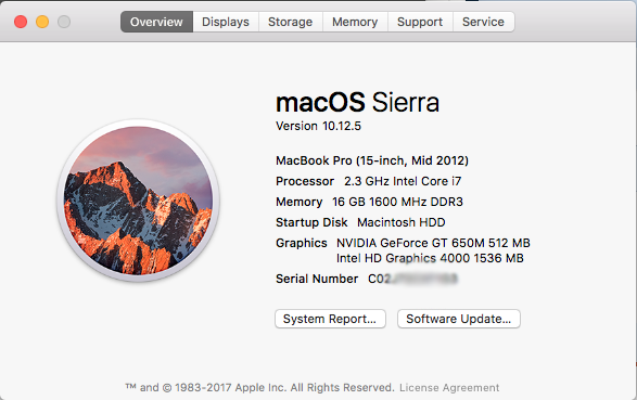 Mid 2012 MBP difference in video ram   MacRumors Forums