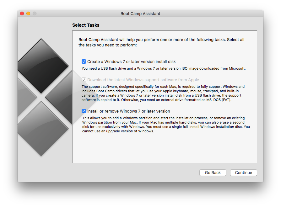 create windows 8.1 bootable usb mac without bootcamp