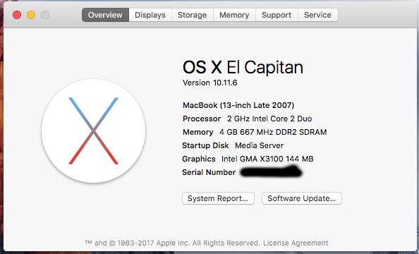OS X El Capitan on Unsupported Macs | Page 39 | MacRumors Forums
