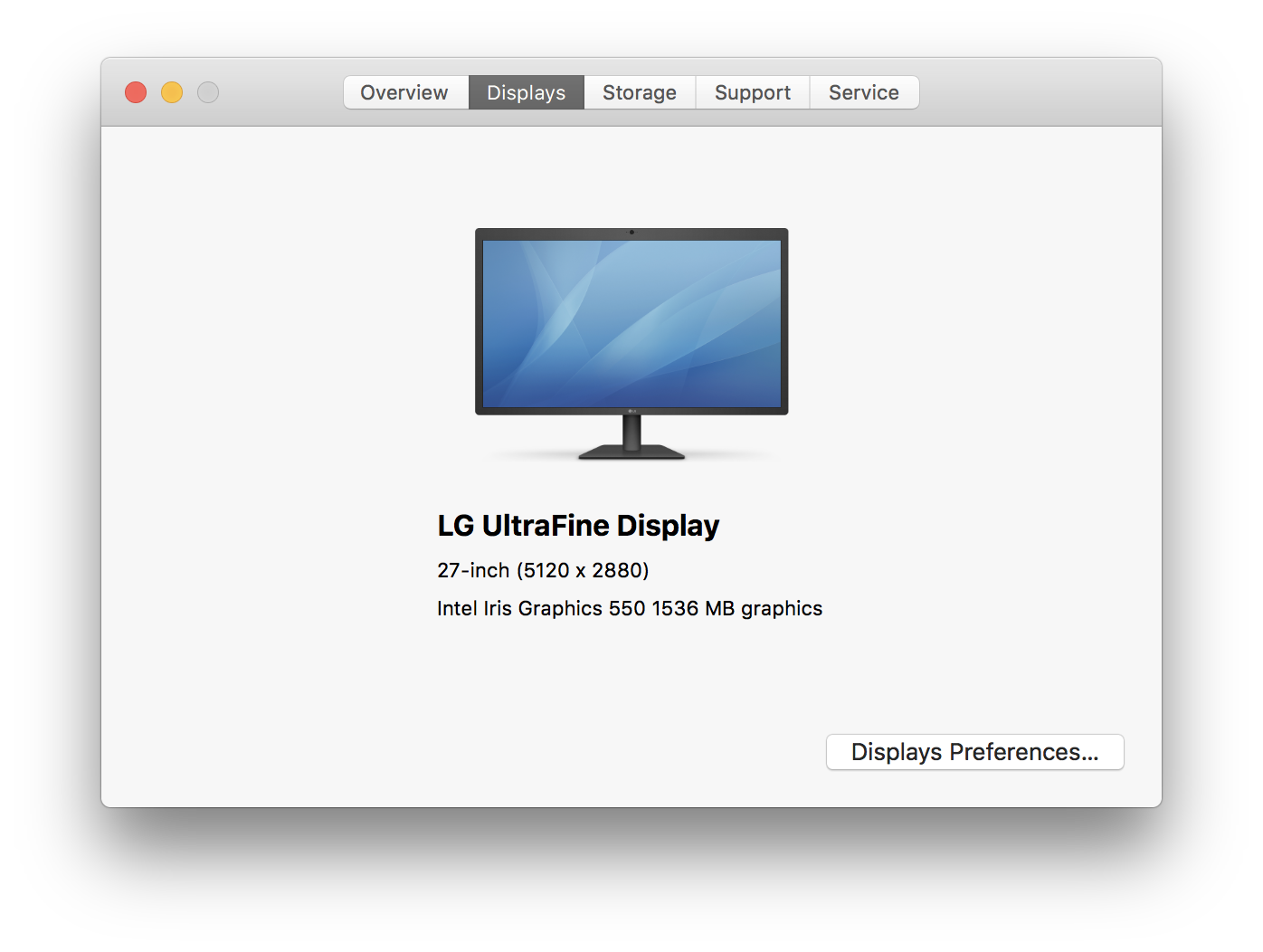 LG Screen Manager App for UltraFine Displays Updated for