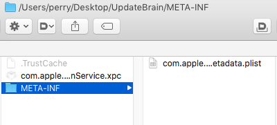 Apple Seeds First macOS High Sierra 10 13 2 Beta to