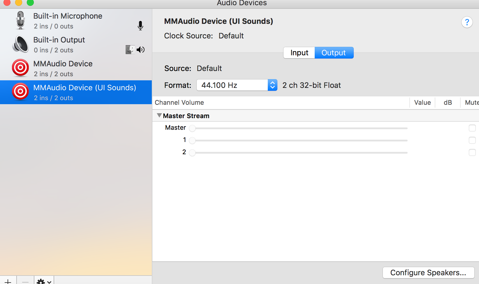 How to remove Audio Device (High Sierra) | MacRumors Forums