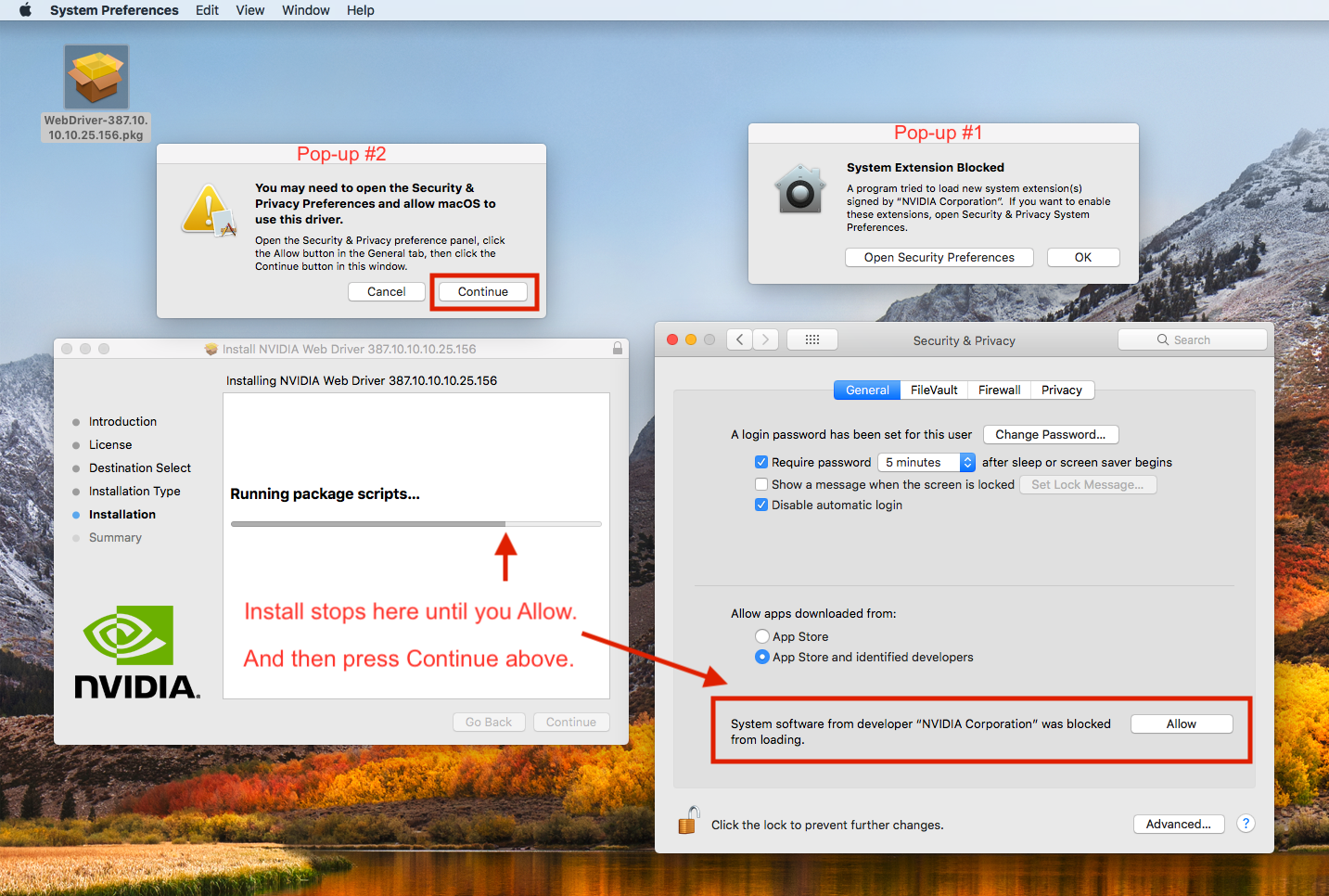 NVIDIA Web driver freezes Mac Pro after 10 13 3 | MacRumors Forums