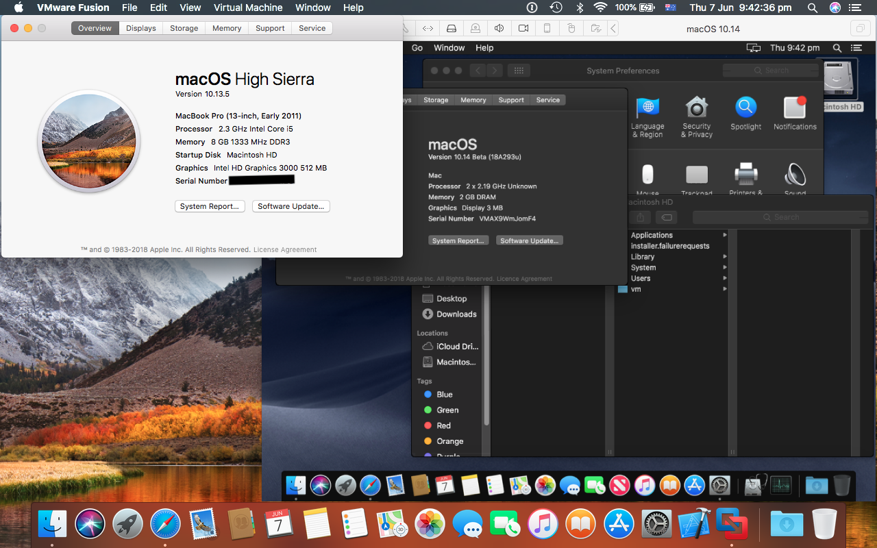 macOS 10 14 Mojave on Unsupported Macs Thread | Page 17 | MacRumors