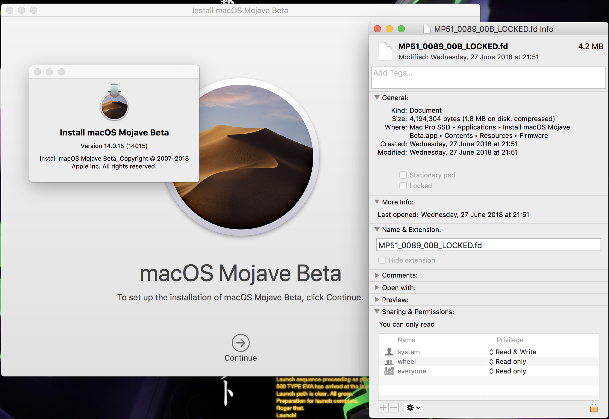 MacOS Mojave metal supported GPU? | MacRumors Forums