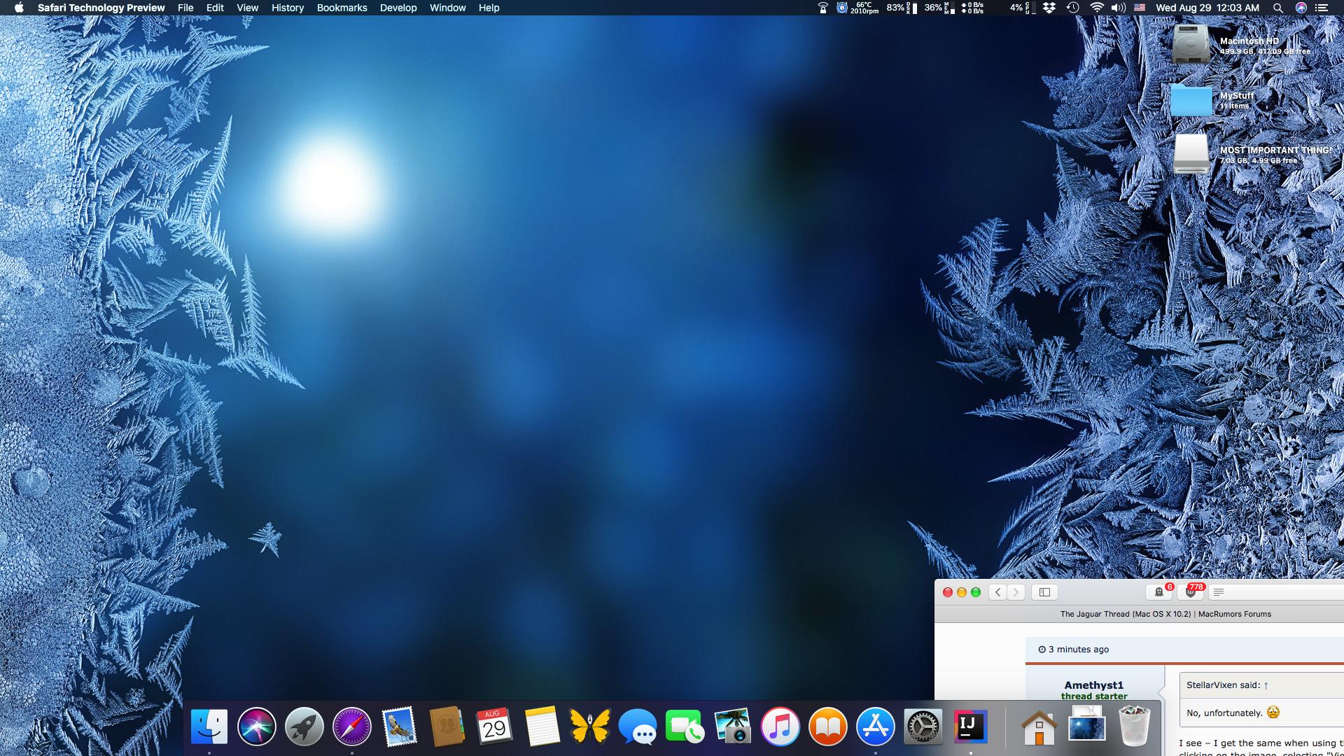 The Jaguar Thread (Mac OS X 10 2)   MacRumors Forums