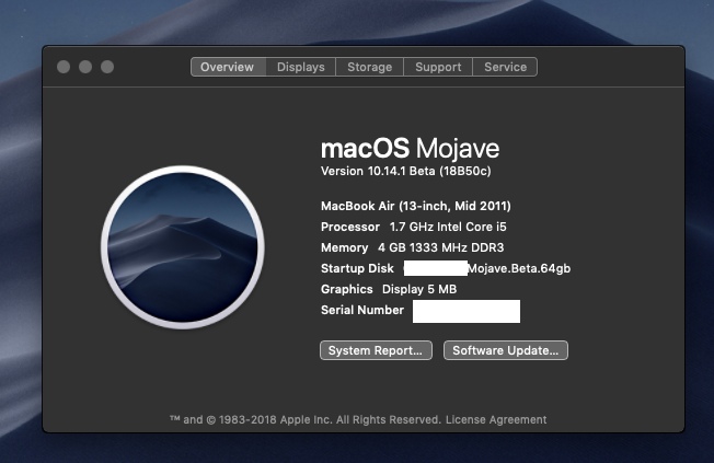 macOS 10 14 Mojave on Unsupported Macs Thread | Page 345