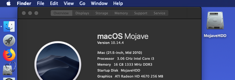 macOS 10 14 Mojave on Unsupported Macs Thread | Page 558