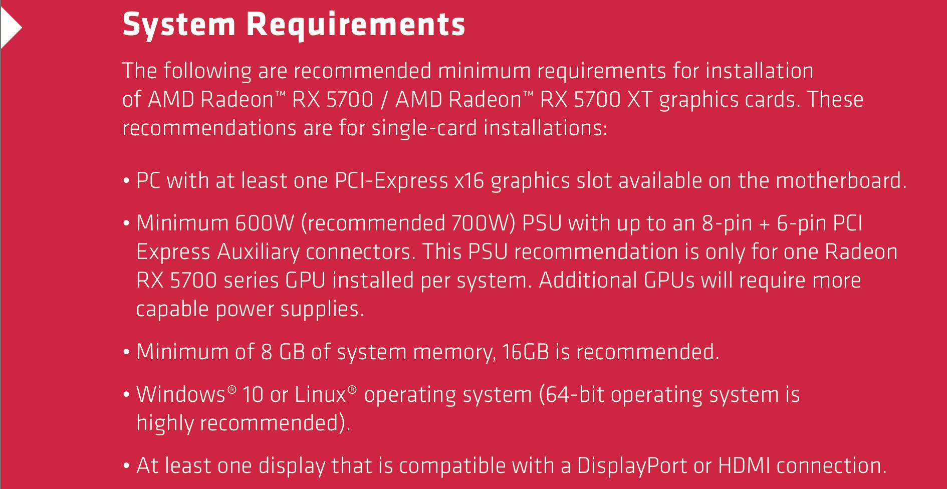 MP 1,1-5,1 - AMD Radeon RX 5700 | Page 3 | MacRumors Forums