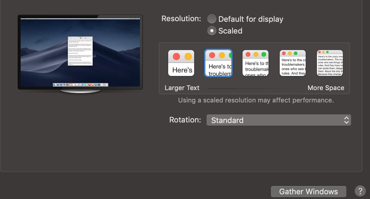 Macbook Pro External Monitor Blurry Text Macrumors Forums