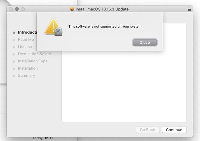 Mac os catalina combo update 10.15.5