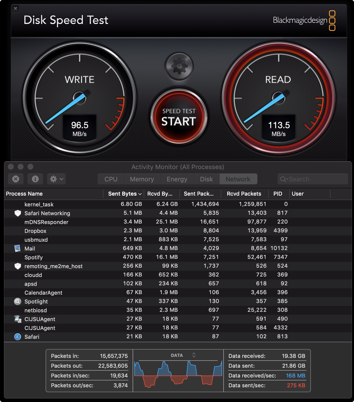 AFP on Mojave Super Slow !? | MacRumors Forums