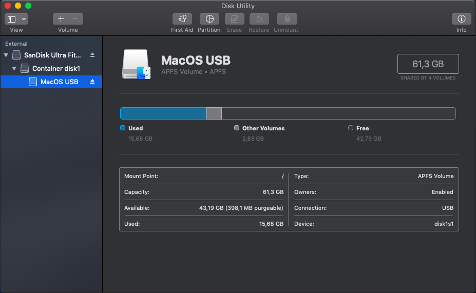 Upgrading 2013/2014 Macbook Pro SSD to M 2 NVMe | Page 112