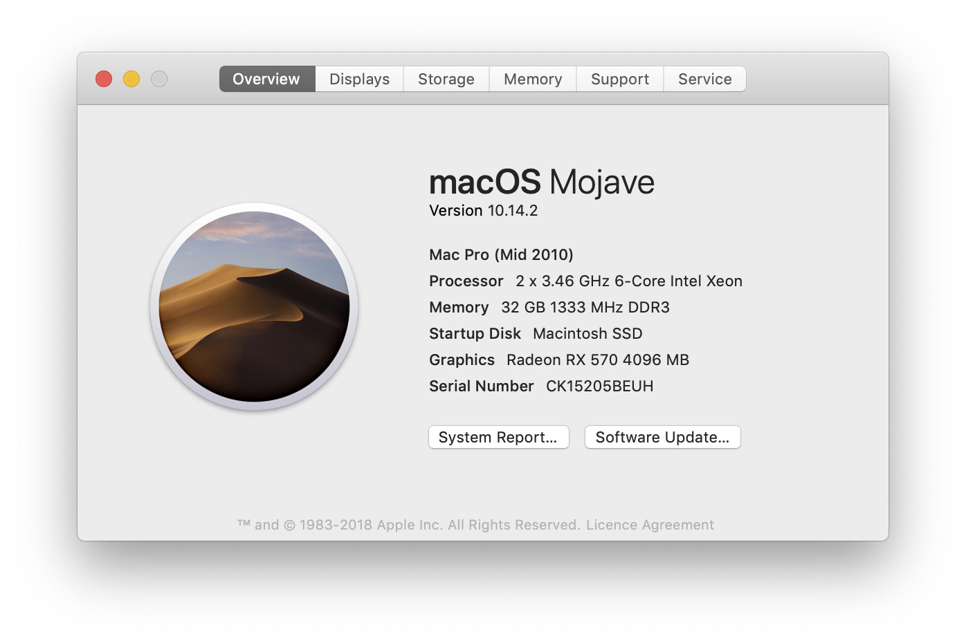 Resolved - Mac Pro 5,1 extremely slow (Mojave) RAID0   Page 2