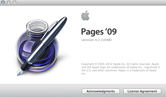 Is Pages 09 available to download?   MacRumors Forums