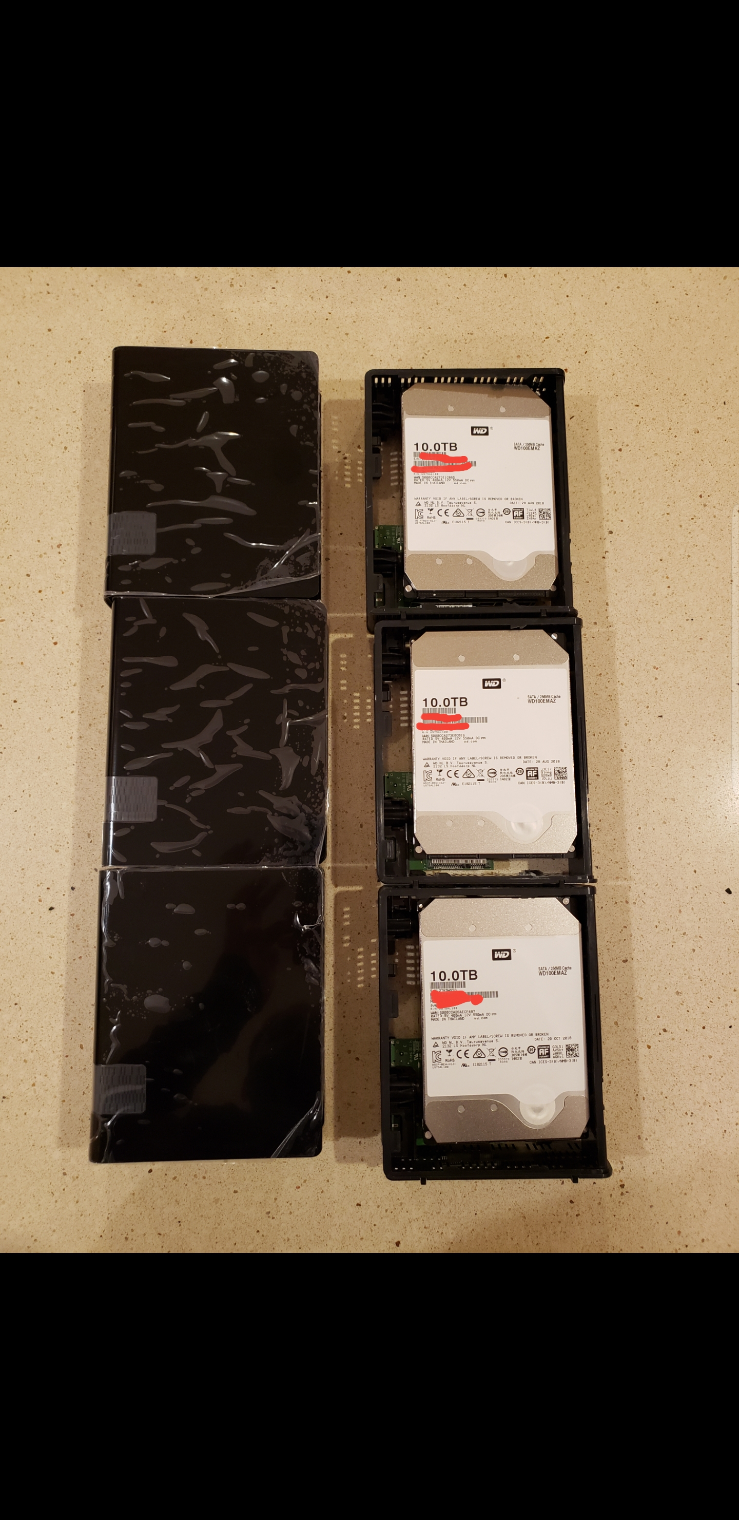 8TB shucked HDD install in Mac Pro 5,1 | MacRumors Forums
