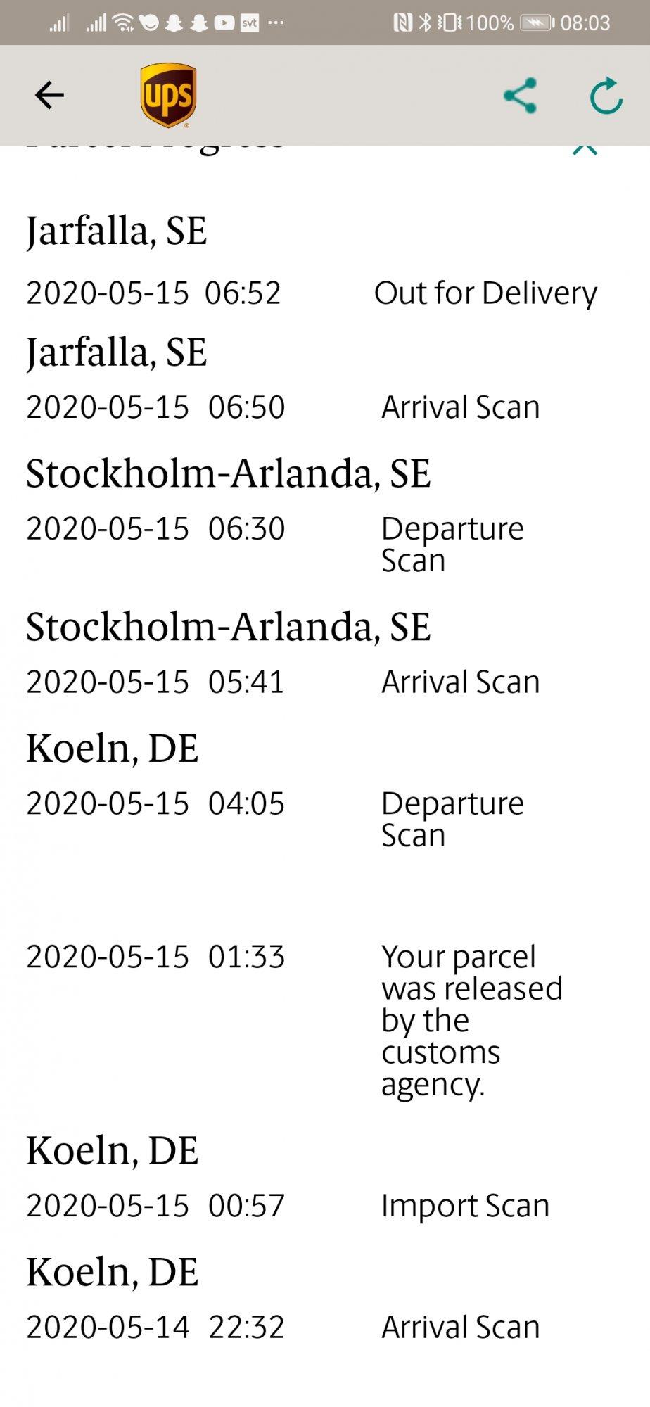 2020 Macbook Air order status | MacRumors Forums