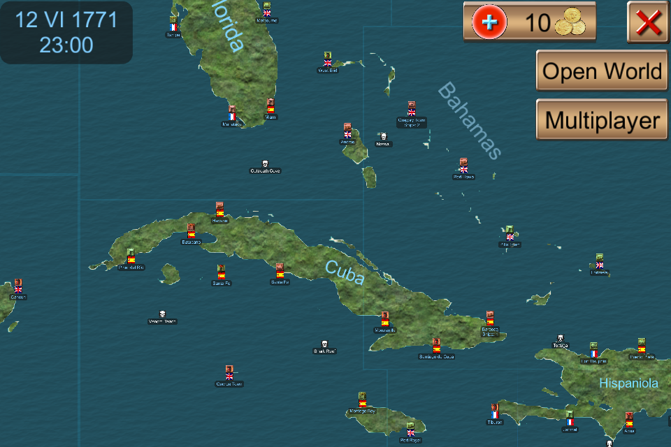 Universal - The Pirate: Caribbean Hunt - free, full of