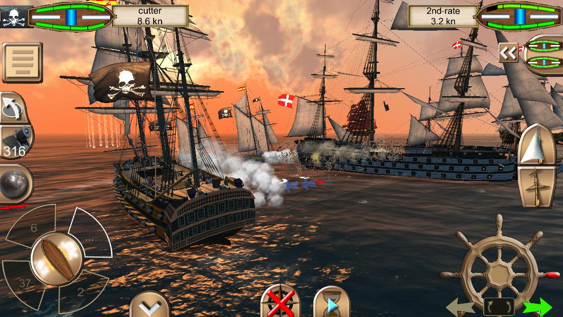 pirate hunter game free