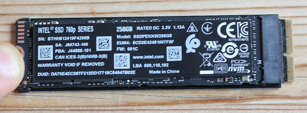 Upgrading 2013/2014 Macbook Pro SSD to M 2 NVMe | Page 87