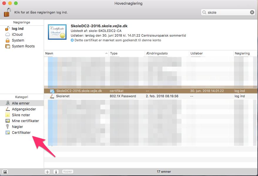 Mac wifi self assigned ip