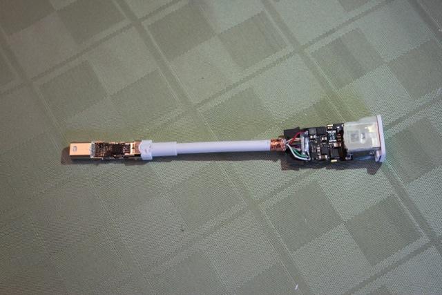 Apple Thunderbolt to FireWire Adapter Teardown   MacRumors Forums
