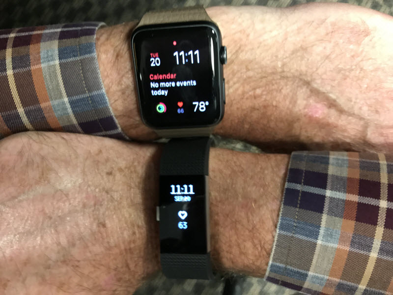 AW Series 2 vs  Fitbit Charge 2 | MacRumors Forums
