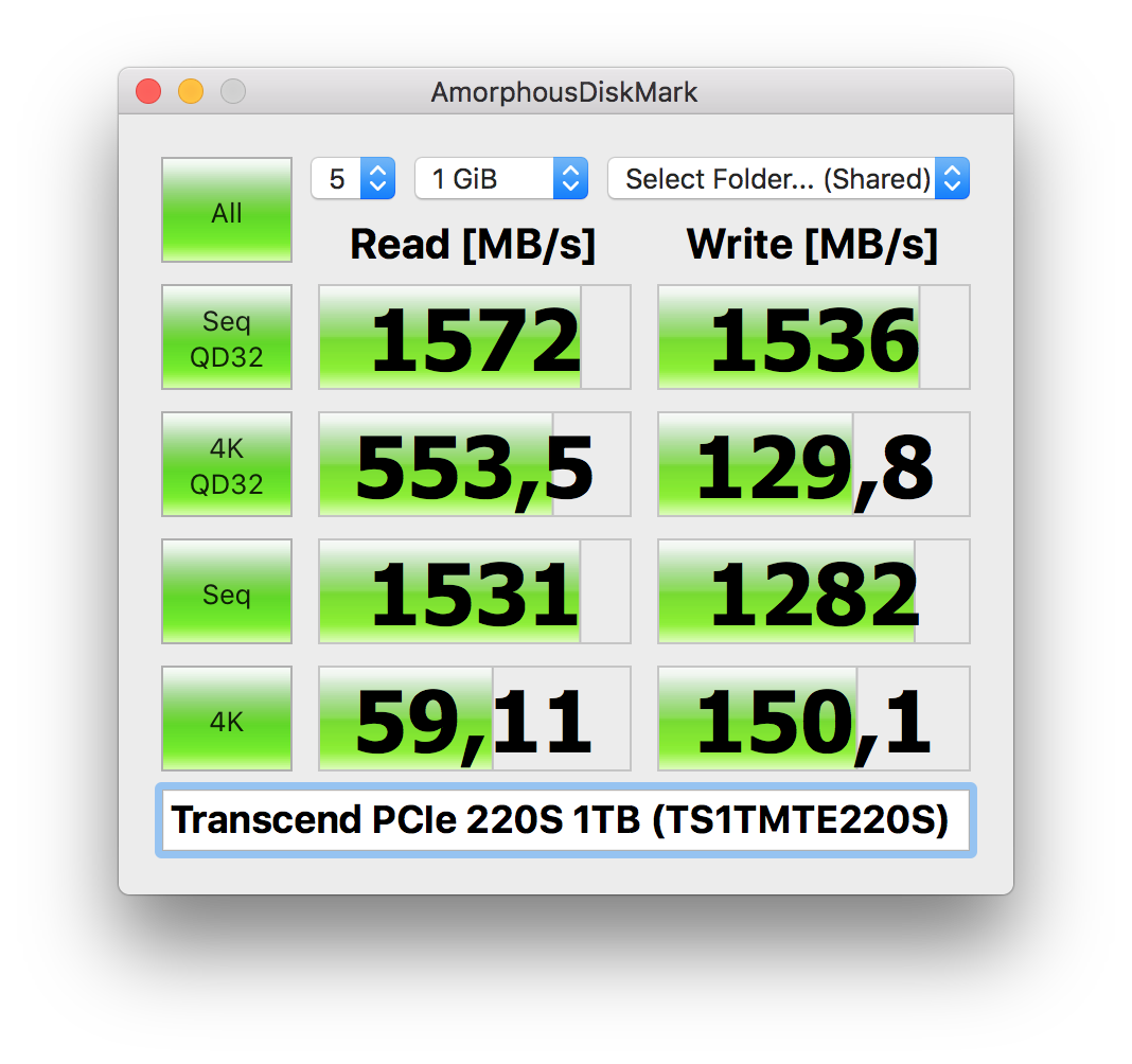 Upgrading 2013/2014 Macbook Pro SSD to M 2 NVMe | Page 159