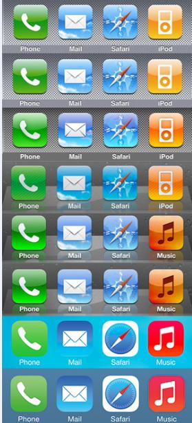 iOS 11 UI design  | MacRumors Forums
