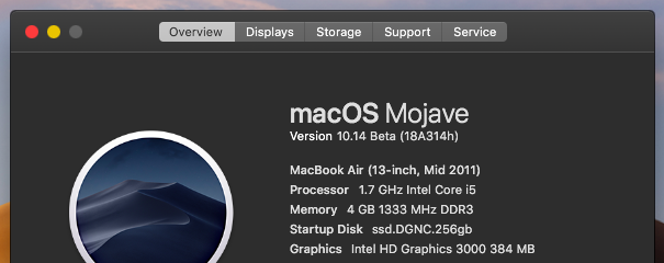 macOS 10 14 Mojave on Unsupported Macs Thread | Page 39