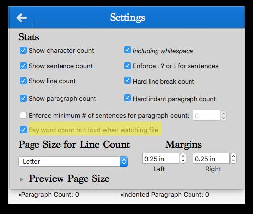 wordcounterproversion2settingswindowscreenshothighlightedpreference.png