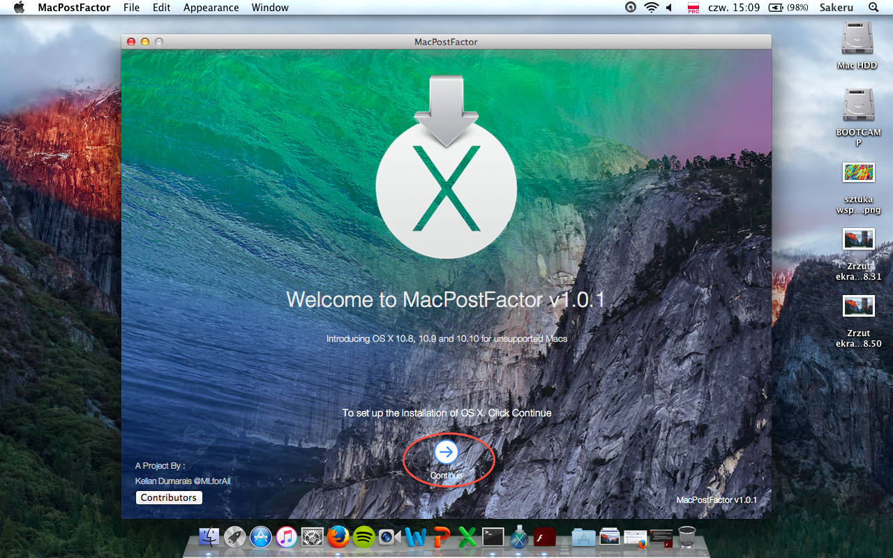 Resolved - OS X Yosemite on Unsupported Macs [Guide] | Page 41