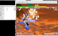 How to run Street Fighter III 3RD strike in MAME OSX