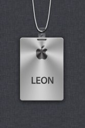 leon iPhone iCloud Nametag.jpg