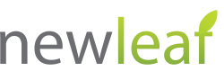newleaf logo grey and green.png