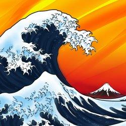 Wave Fuji iPad3.jpg