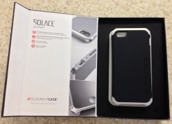 new product 0efd7 87de9 Element Case Solace Review Thread   MacRumors Forums