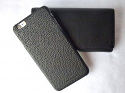 Story Leather Holster and Pebbled Back Cover for iPhone 6 Plus.jpg