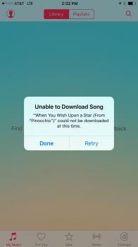 Music Won't Sync On My iPhone 6s Plus | MacRumors Forums