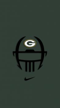 Green Bay Packers Nike Helmet