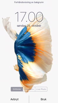 Get Apple's Live Wallpapers on older devices! | MacRumors Forums