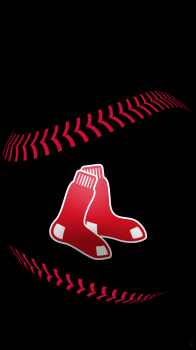 IPhone 5 Wallpaper Leather Boston Redsox Red Sox 01