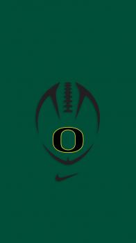 Oregon Ducks Logo Iphone Wallpaper